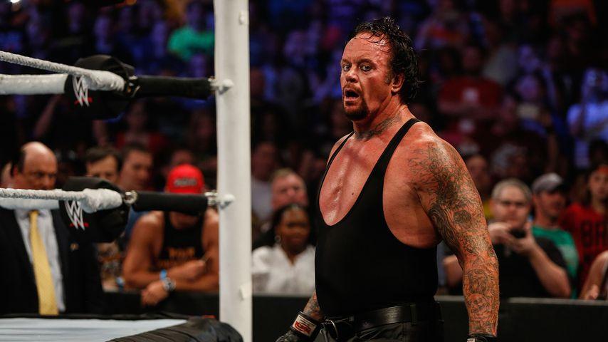 """Bei """"No Mercy"""": Feiert der Undertaker jetzt sein Comeback?"""