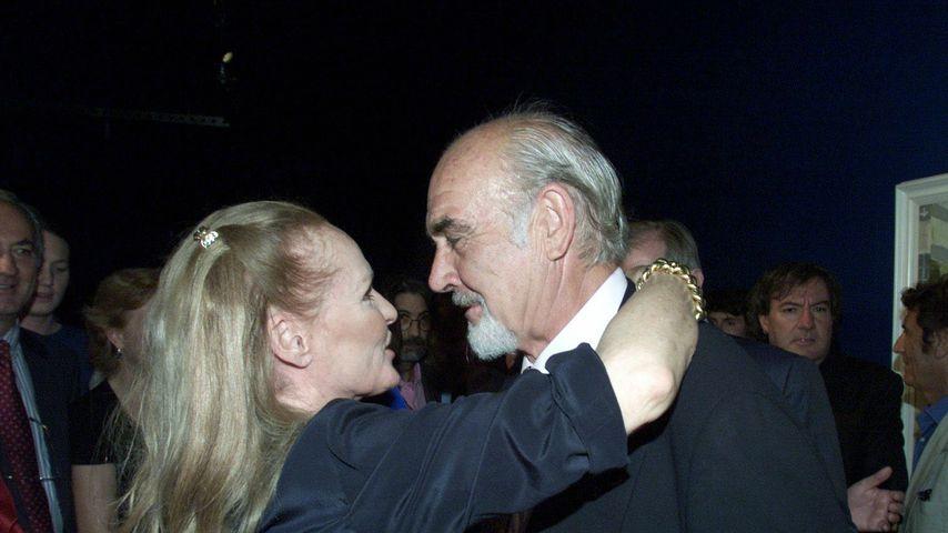Ex-Bond-Girl Ursula Andress gedenkt Sean Connery (†90)