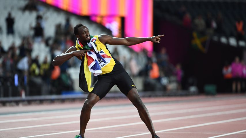 Bronzemedaille bei WM in London: Usain Bolt geht in Rente!