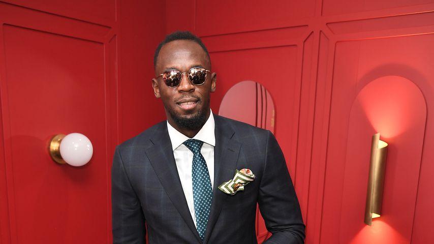Usain Bolt, November 2019