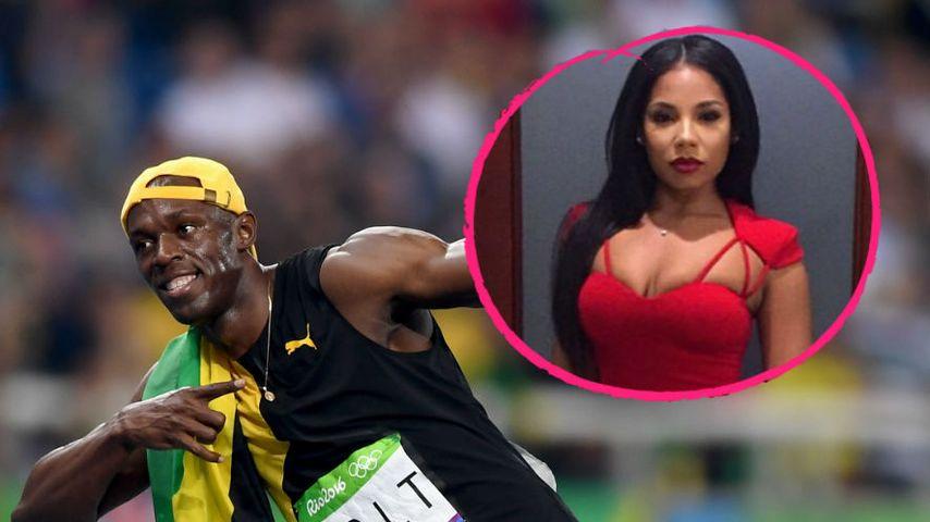 Achtung, heiß! Diese Samba-Queen ist Usain Bolts Freundin