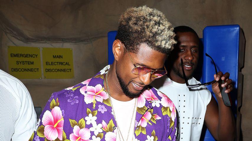Usher, Sänger
