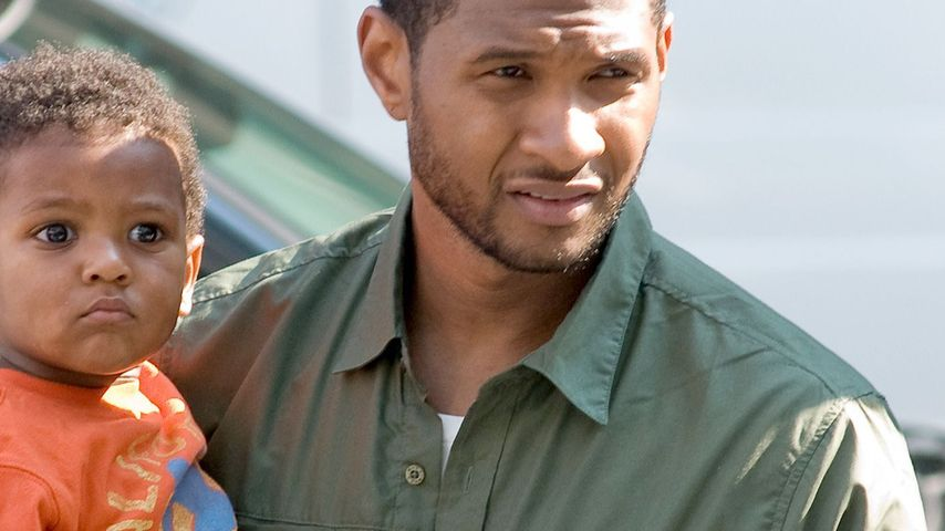 Usher bekommt das Sorgerecht für seine Kinder!