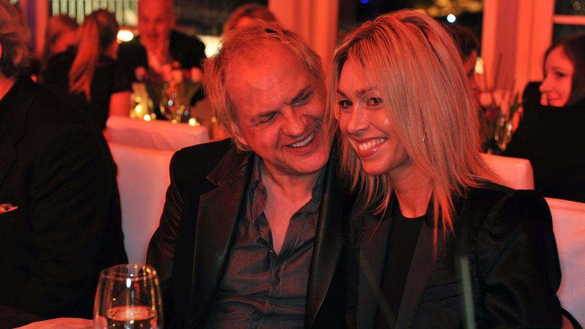 Uwe Ochsenknecht und Kiki Viebrock beim Polo Players Gala Dinner 2012