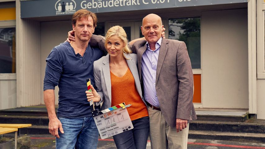 "Jubel bei ""Der Lehrer""-Fans: Drehstart der 5. Staffel!"