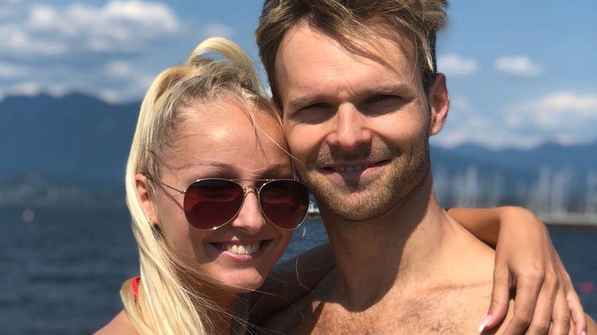 Vadim Garbuzov und Freundin Nicky in Kanada