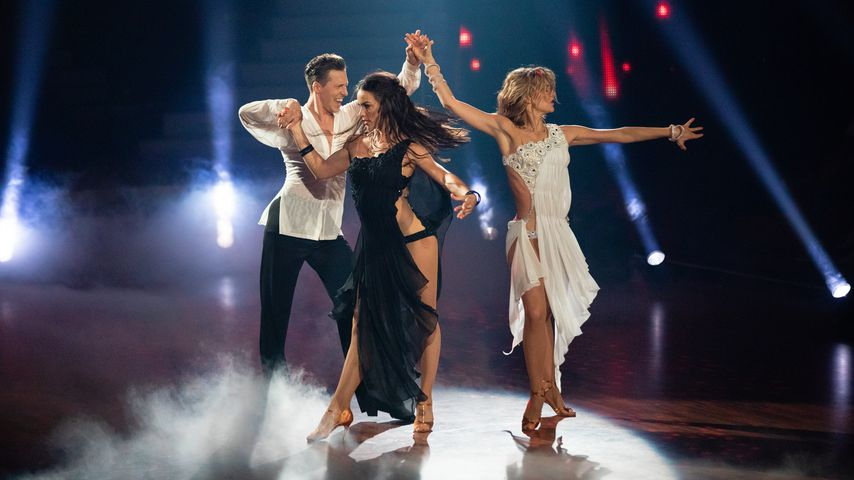Trio-Dance mit Ella: Eifersucht bei Renata und Valentin?