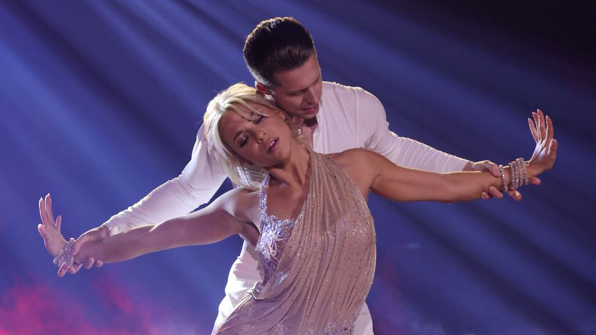Valentina Pahde and Valentin Lusin bei Let's Dance