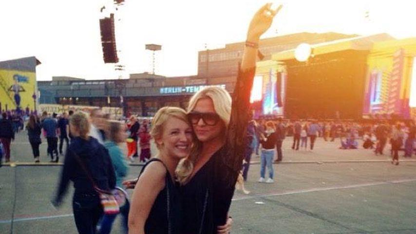 GZSZ-Festival-Girls: Valentina & Iris rocken in High Heels