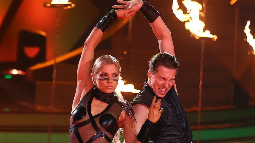 Valentina Pahde und Valentin Lusin, Let's Dance 2021