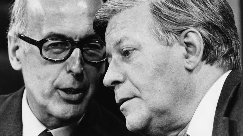 Gute Nachricht: Helmut Schmidt verlässt die Intensivstation