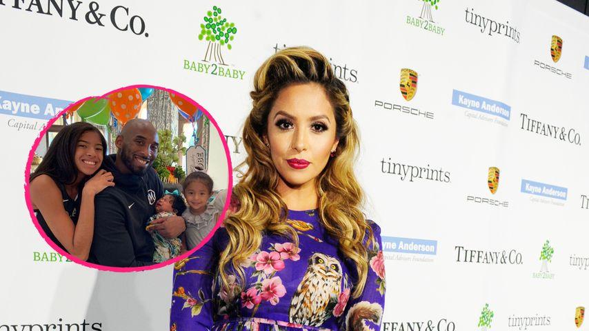 Vanessa Bryant erinnert zum Vatertag an verstorbenen Kobe