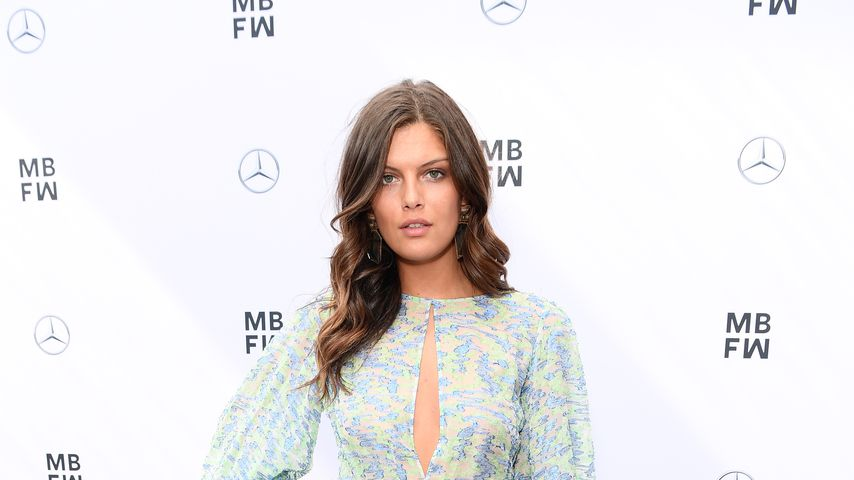 Vanessa Fuchs bei der Berlin Fashion Week 2018