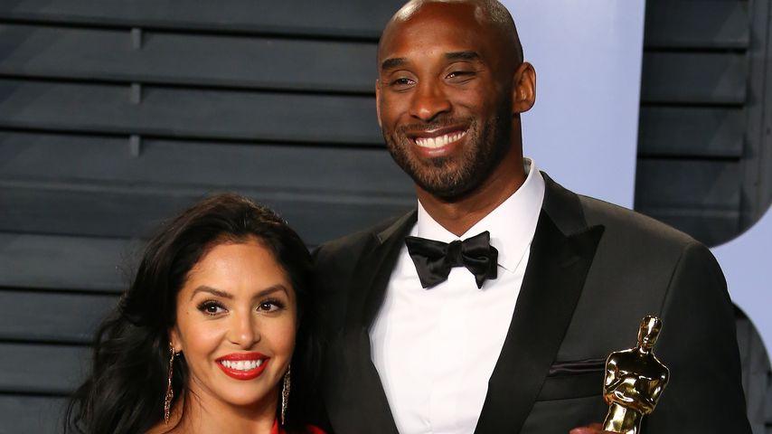 Vanessa und Kobe Bryant bei den 90. Academy Awards 2018 in Beverly Hills