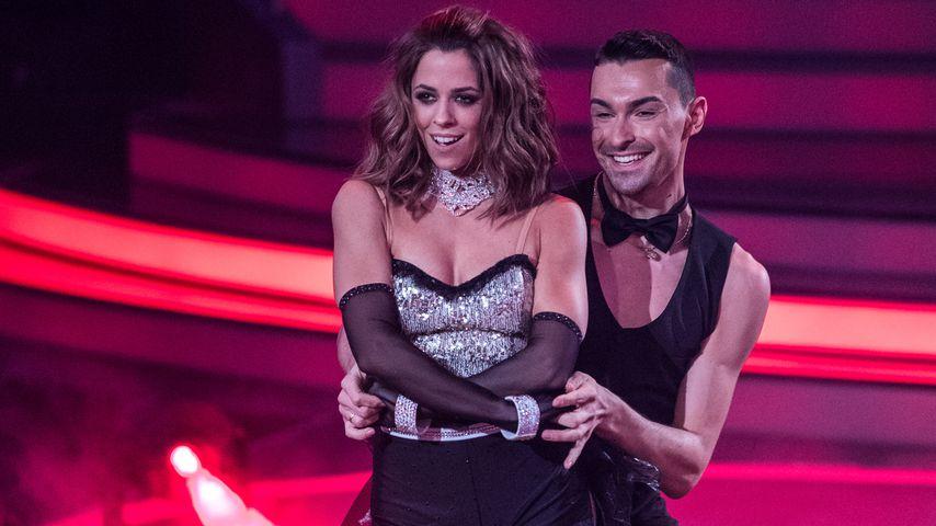 """Vanessa Mai und Andrezj Cibis bei der Auftaktshow von """"Let's Dance"""""""