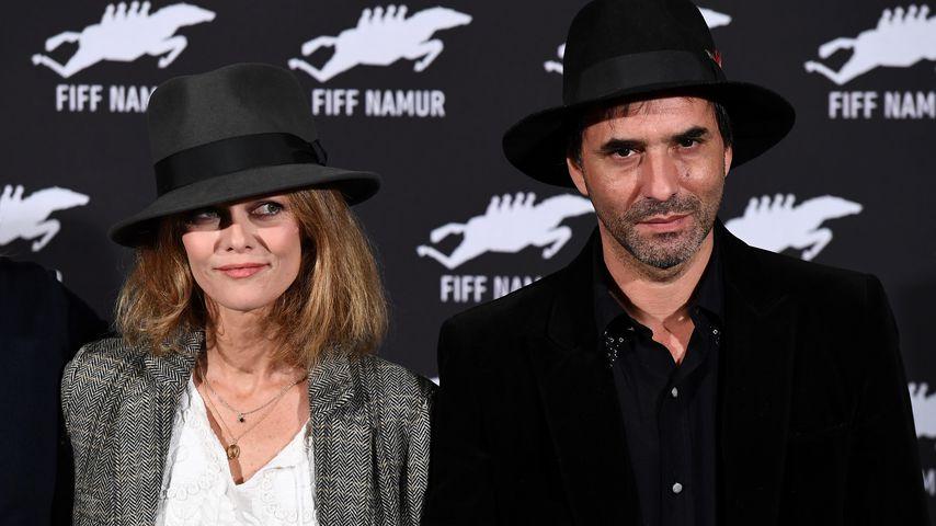 Vanessa Paradis und Samuel Benchetrit