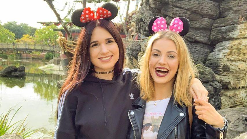 Vanessa und Ina, Influencer