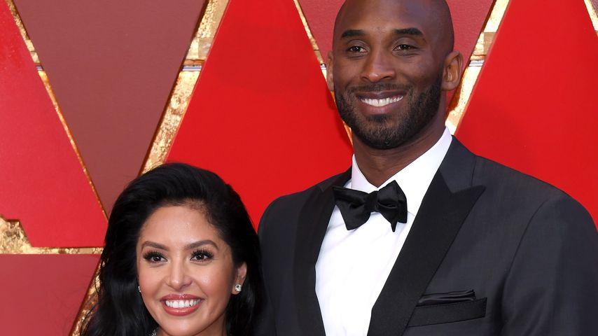 Kobe Bryants Frau wollte fünftes Kind haben – einen Jungen!