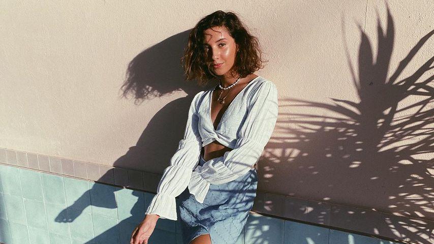 Vanessa Valladares im März 2020 in Burleigh Height, Australien