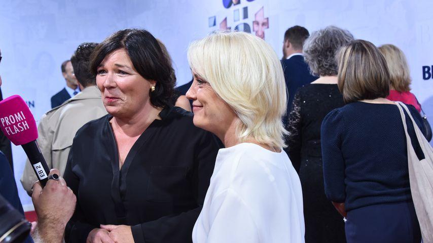 Vera Int-Veen und Obi in Berlin, September 2019