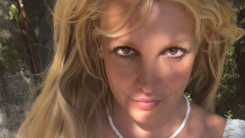Fan-Theorie: Schickt Britney Spears versteckte Botschaften?
