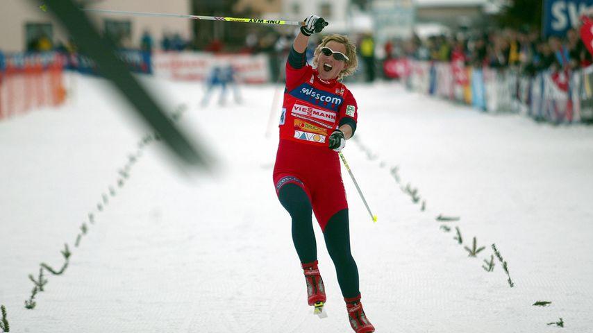 Vibeke Skofterud, Olympiasiegerin
