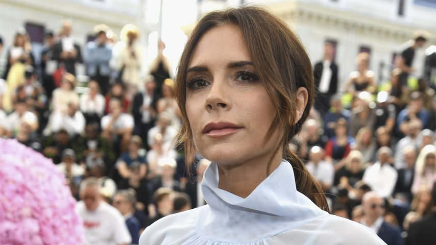 Victoria Beckham bei der Paris Fashion Week 2018