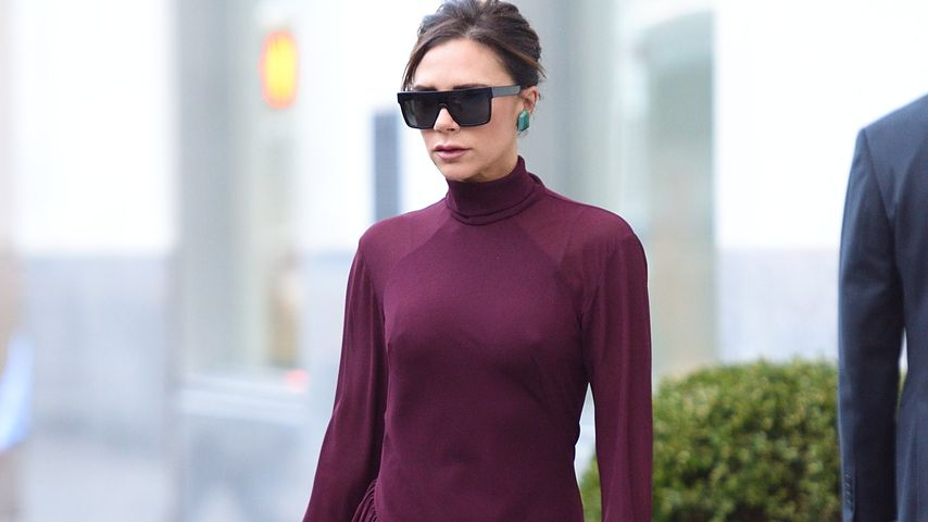 Victoria Beckham unterwegs in New York City