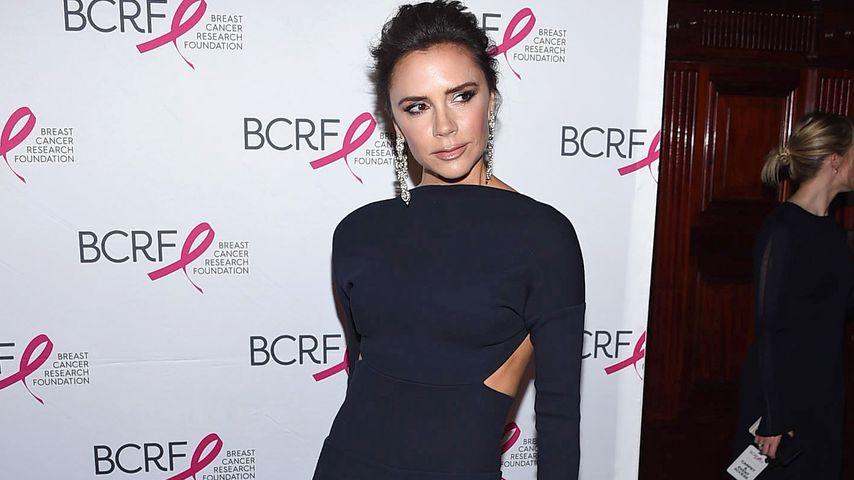 """Victoria Beckham bei der """"Hot Pink Party"""" in New York"""