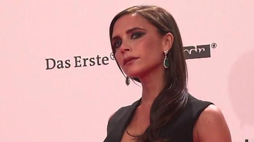Sohlensorge: Victoria Beckham hatte Fashion-Phobie