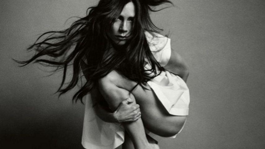 Photoshop-Fail? Was ist mit Victoria Beckhams Bein passiert?