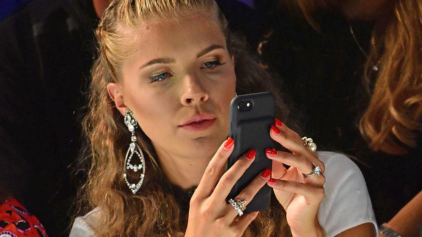 Victoria Swarovski bei der Berlin Fashion Week