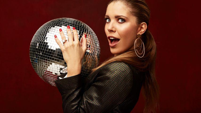 """Vici Swarovski: Wem drückt sie die Daumen bei """"Let's Dance""""?"""