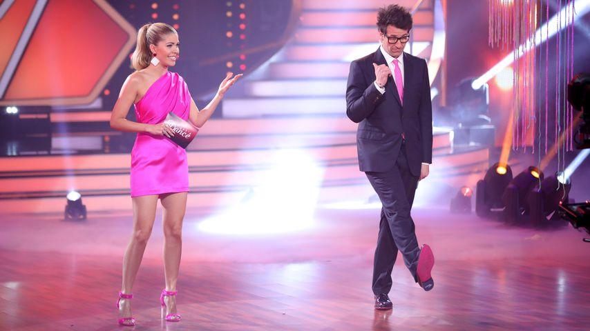 """Victoria Swarovski und Daniel Hartwich bei """"Let's Dance"""" 2021"""