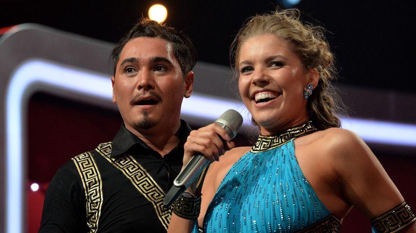 Victoria Swarovski und Erich Klann