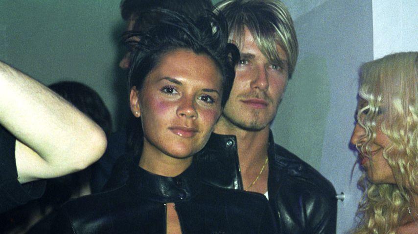 Sexbeichte: Vic Beckham über heimliches erstes Mal mit David