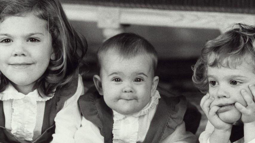 Ui! So süß waren Victoria & Madeleine als Kinder