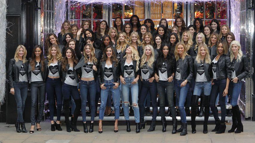Victoria's Secret: 2014 wird ein heißer Jahrgang!