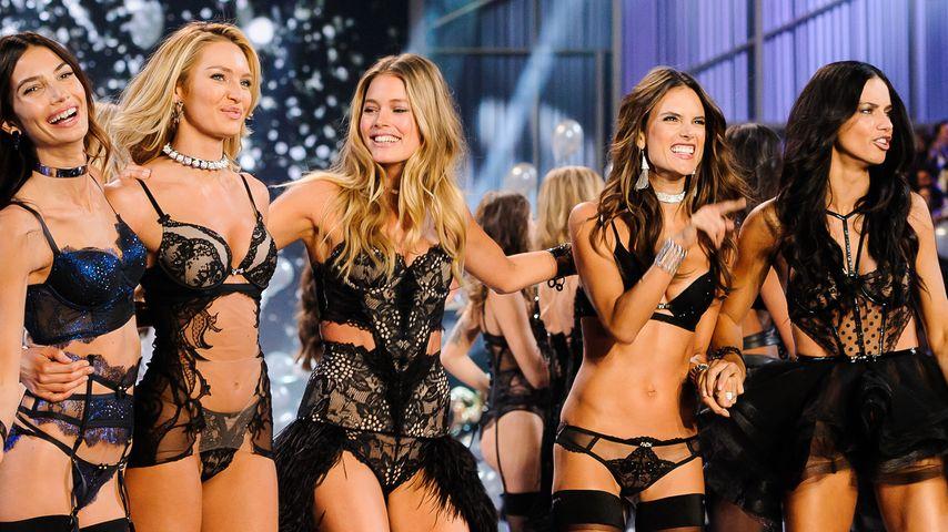 Victoria's Secret: Welcher Engel war am heißesten?