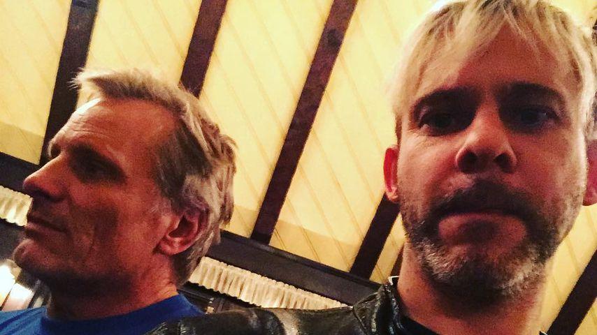 Viggo Mortensen und Dominic Monaghan