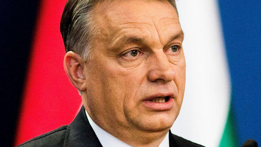 Viktor Orbán, ungarischer Ministerpräsident