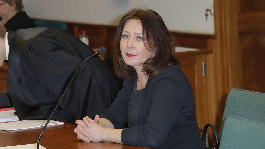 Viktoria Volk bei ihrem Prozess in Lüneburg