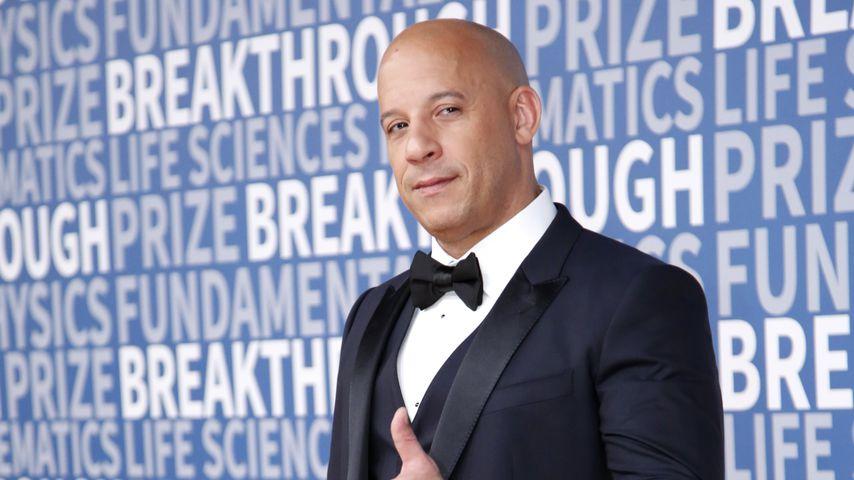 """""""Fast & Furious""""-Attraktion: Eröffnung mit Vin Diesel & Co."""