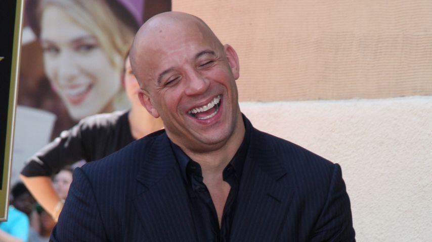 So happy! Vin Diesel bekommt seinen eigenen Stern