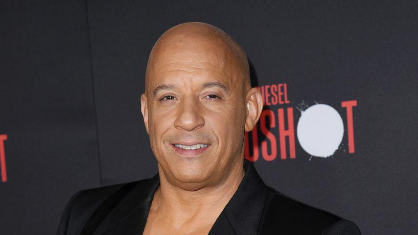 Vin Diesel im März 2020 in Los Angeles