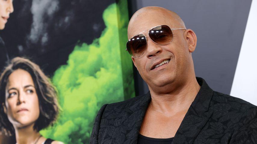 Vin Diesel, Schauspieler