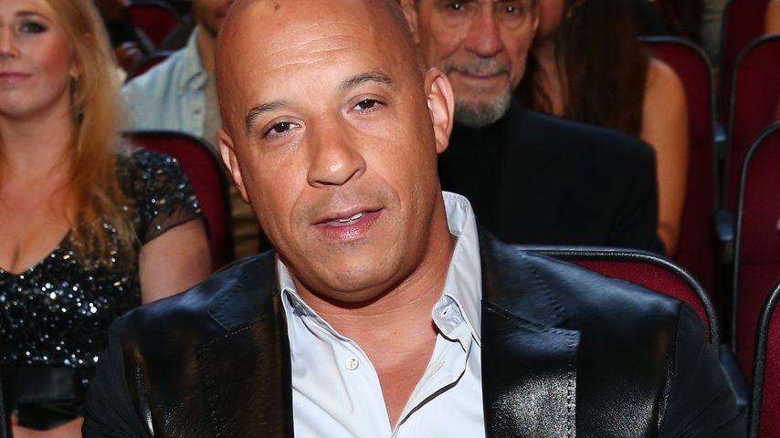 """Vin Diesel: """"Jahrzehntelang den besten Körper von New York!"""""""