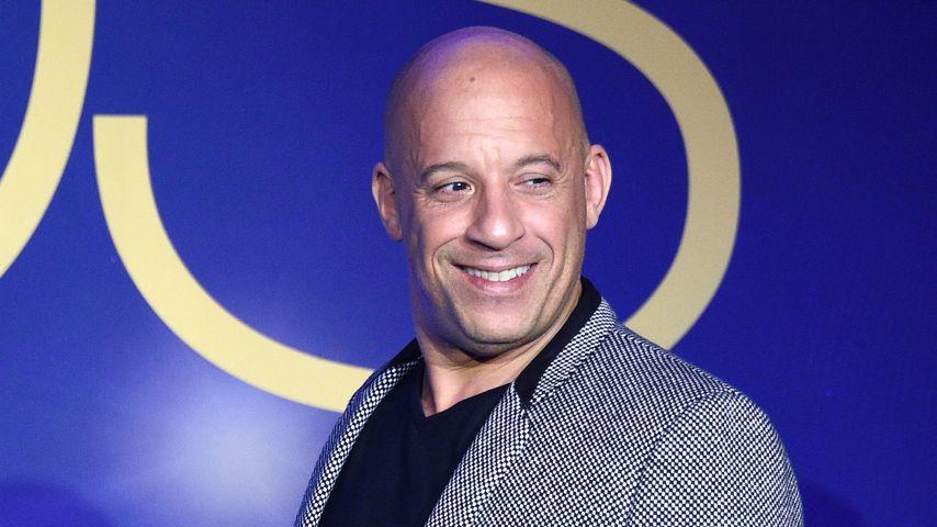 """Vin Diesel, """"Fast & Furious""""-Star"""