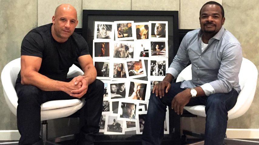 """Vin Diesel: Regisseur von """"Fast & Furious 8"""" verraten?"""