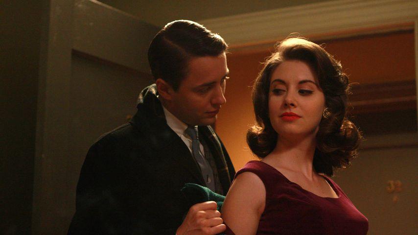 """Vincent Kartheiser und Alison Brie in """"Mad Men"""""""